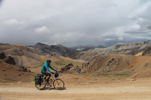 Arriving at Abra Huayraccasa | by Pikes On Bikes