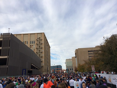 Behind Us At The Turkey Trot | by pbur