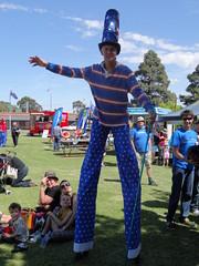 Rotary Village Fair 2nov2013 John Bolton