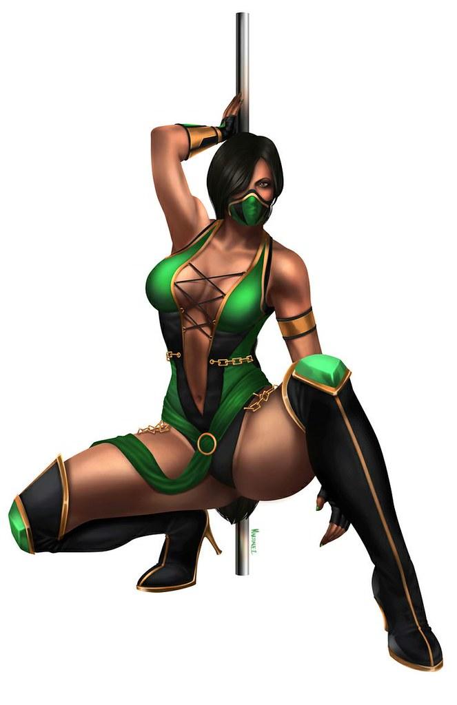 Jade Sexy