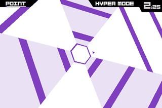 Super Hexagon | by atduskgreg