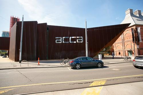 Australian Centre for Contemporary Art, Melbourne | by Joe Lewit