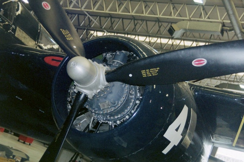 Grumman FM-2 Wildcat 3