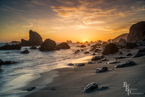 ocean sunset sea sun sunlight seascape northerncalifornia clouds sand nikon pacificocean sonomacounty seastacks d600 sonomacoast sonomacoastline rmbimages robertmbowmanimages