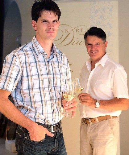 Winegrower Diwald | by hans eder1