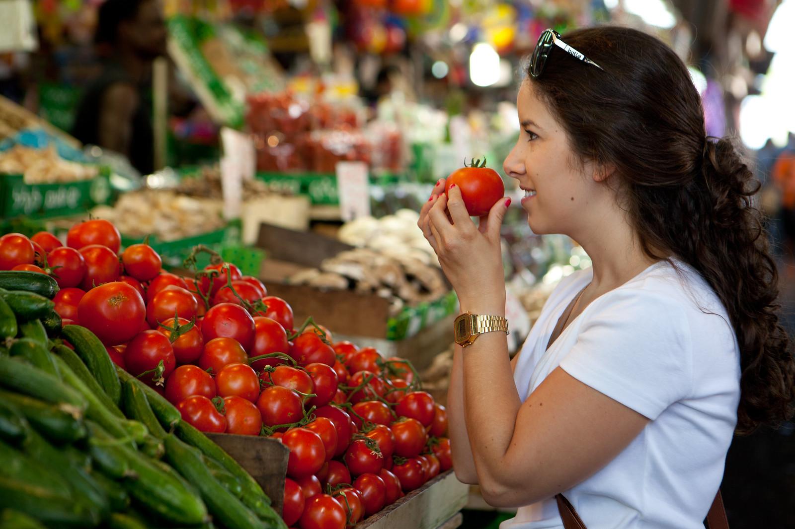 Tel Aviv_ Carmel Market _1_ Dana Friedlander_IMOT