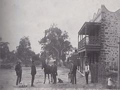 Alma Hotel, ca 1886