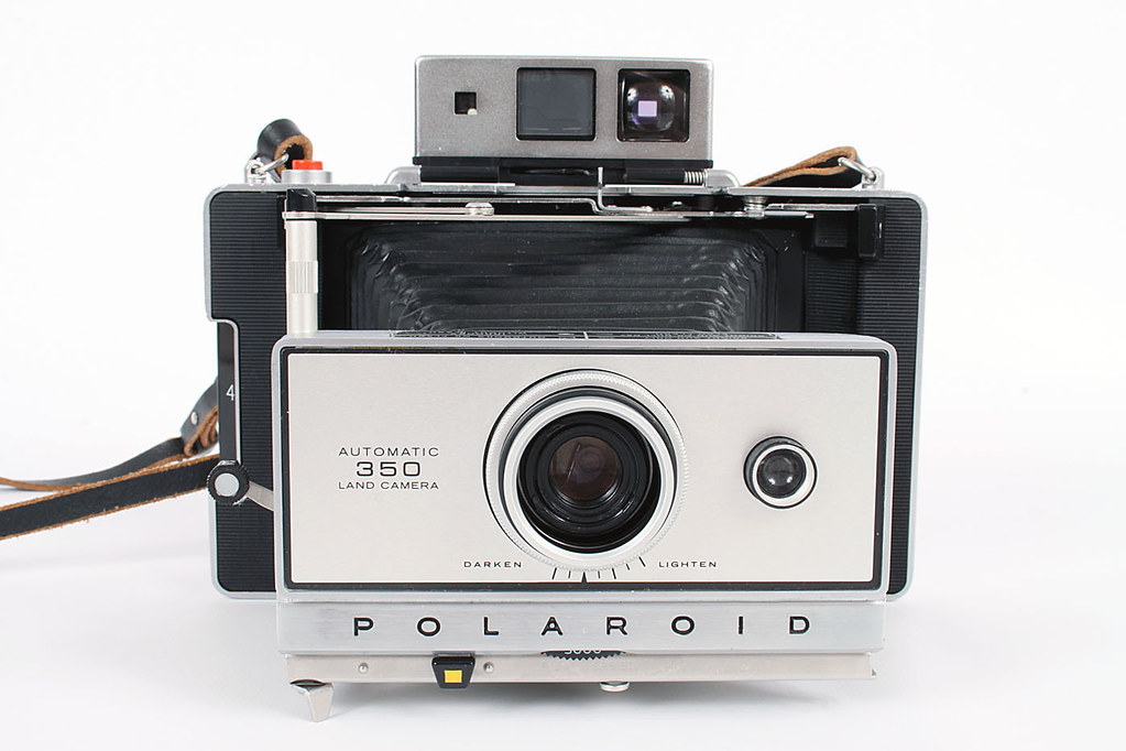 Polaroid Automatic 350 Land Camera | Featured on the KEH Cam