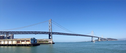 Bay Bridge Pano | by Frankenstein
