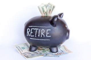 Retire Piggy Bank | by aag_photos