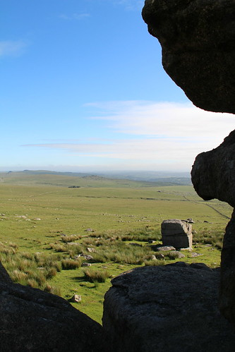 The view from Little Mis Tor | by minim