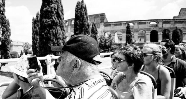 Vista a Roma