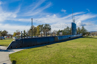 Holbrook Submarine | by smjbk