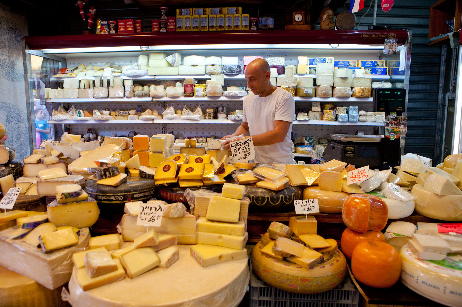 Tel Aviv_ Carmel Market_3 _ Dana Friedlander_IMOT
