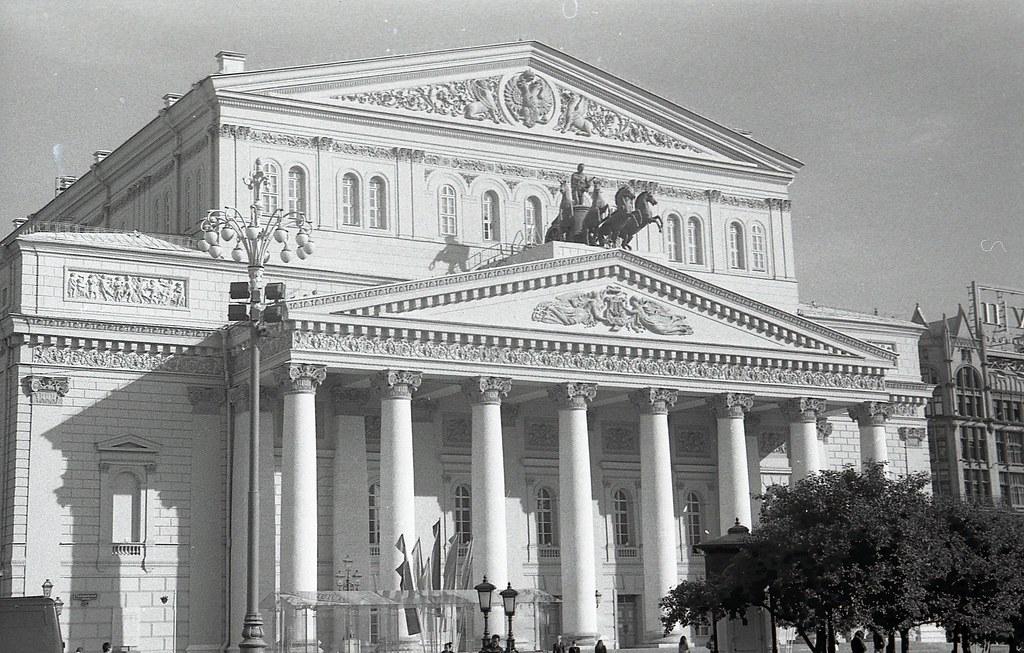 Bolshoi Teatr | Alex Marshall | Flickr