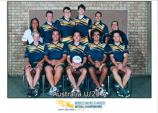 2013 South Africa Tour - 23 & Under Australia A