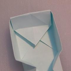 วิธีพับกระดาษเป็นรูปกล่อง 011