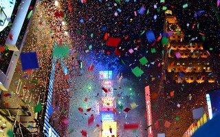 2014 NYE in Times Square | by gigi_nyc