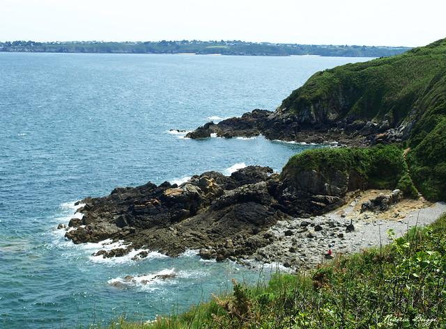 Brittany seascape