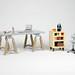 Lego architect office - atana studio by Anthony SÉJOURNÉ
