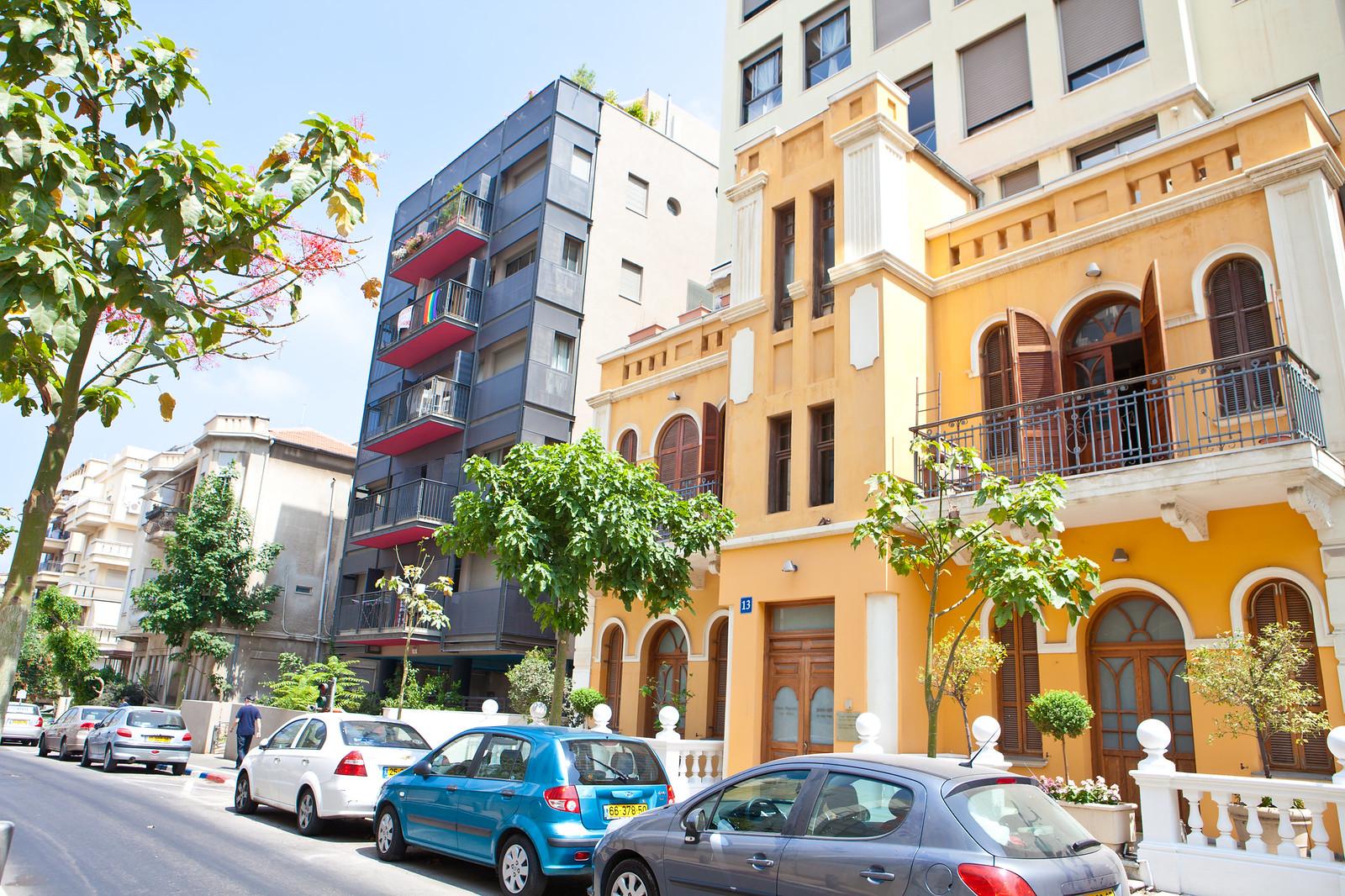 Tel Aviv_ Bauhaus _5_ Dana Friedlander_IMOT