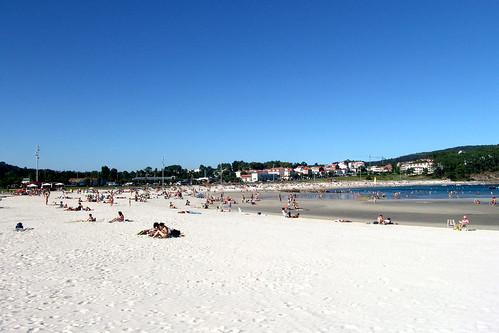 Playa de Baltar - Portonovo