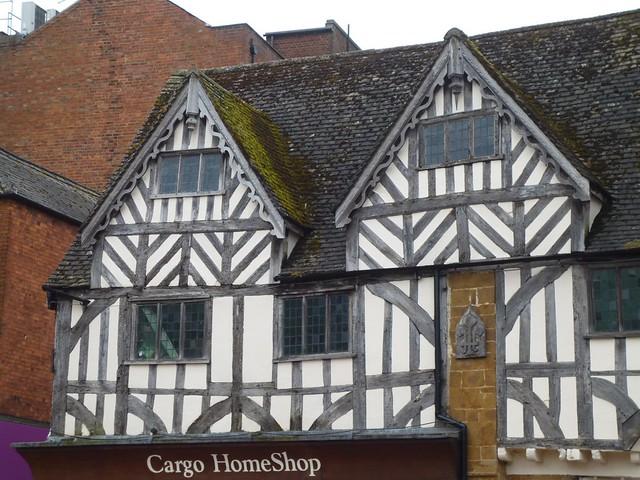 Tudor Architecture Banbury