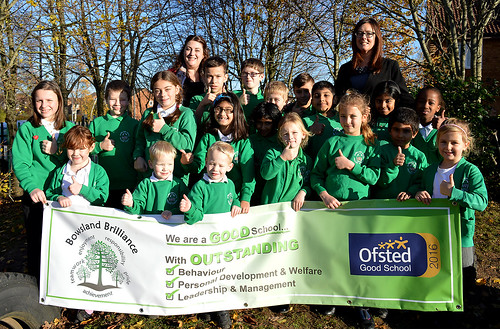 Bowsland Green Primary School rated 'good' by Ofsted | by BradleyStokeJournal