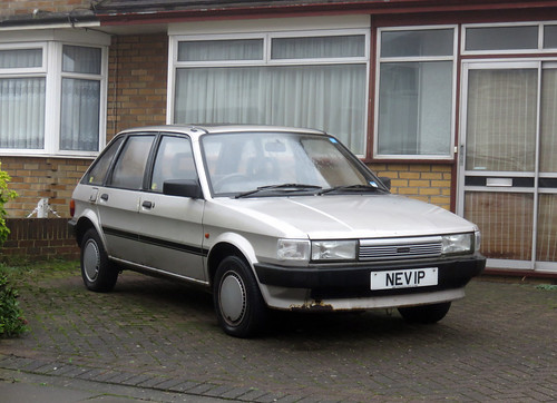 1991 Rover Maestro Clubman 1.3   by Spottedlaurel
