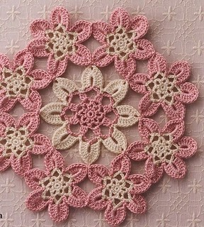 ❣️❣️🌺😍👏 Beautiful and delicate crochet in model of a flower, I loved very simple and easy to do see step