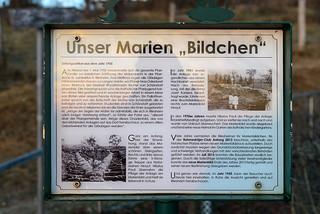 """Am Marien """"Bildchen"""""""