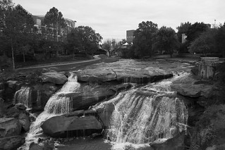 Falls Park on the Reedy | by hans905