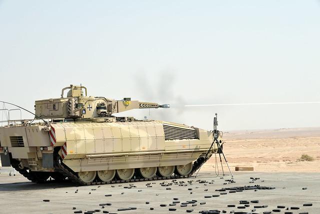 IFV PUMA / German Armed Forces   ( Copyright: Rheinmetall/Krauss-Maffei Wegmann/PSM )