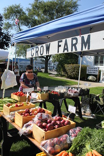 Crow Farm at Mid-Cape Farmer's Market, Hyannis | by Massachusetts Office of Travel & Tourism