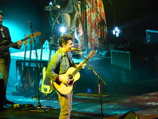 John Mayer at the Barclays Center | by slgckgc