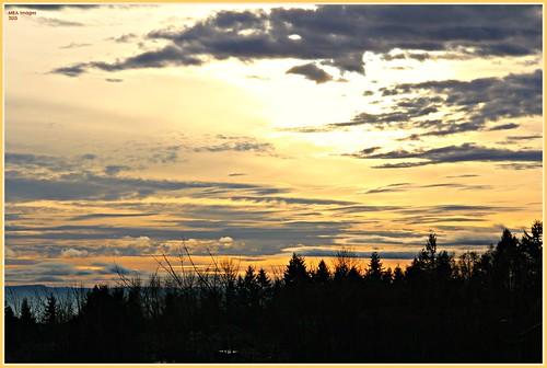 trees sunset nature clouds canon washington colorful hills layers graham picmonkey:app=editor