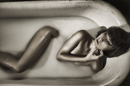 Ashley 'In The Tub' | by TJ Scott
