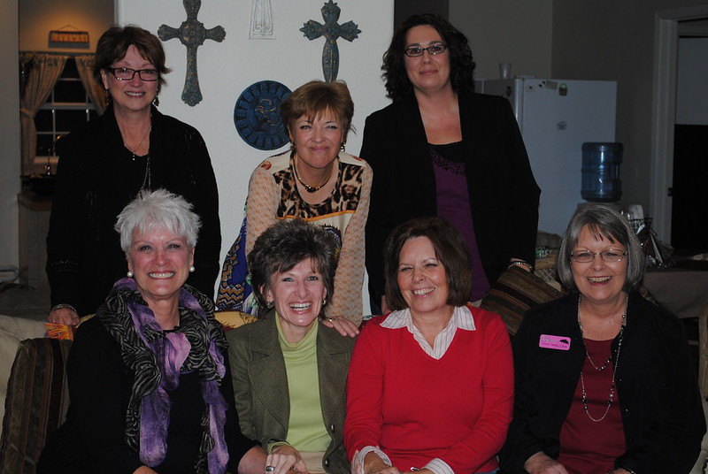 Lakeside Baptist Church Women Reaching Women 2014