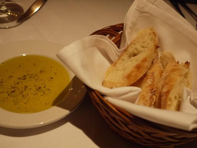 木, 2014-02-06 20:16 - パンとオリーブオイル