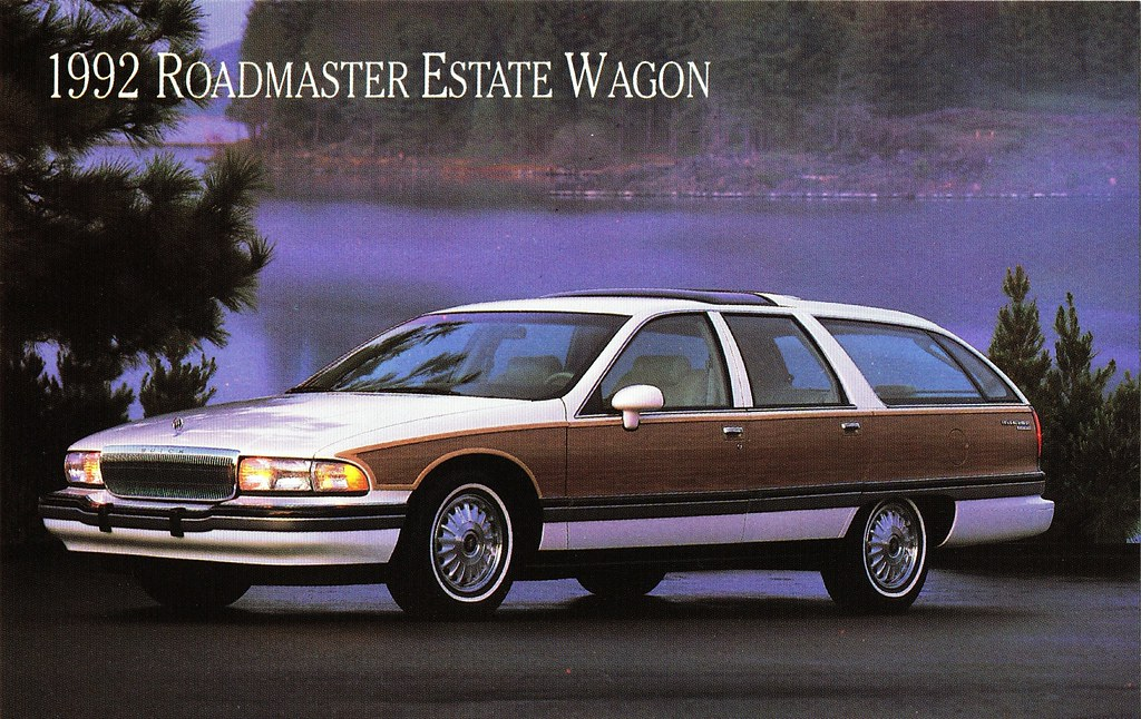1992 Buick Roadmaster >> 1992 Buick Roadmaster Estate Wagon V8 Power A Spacious Ca