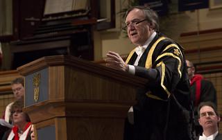 Vice-Chancellor Graduation 2014