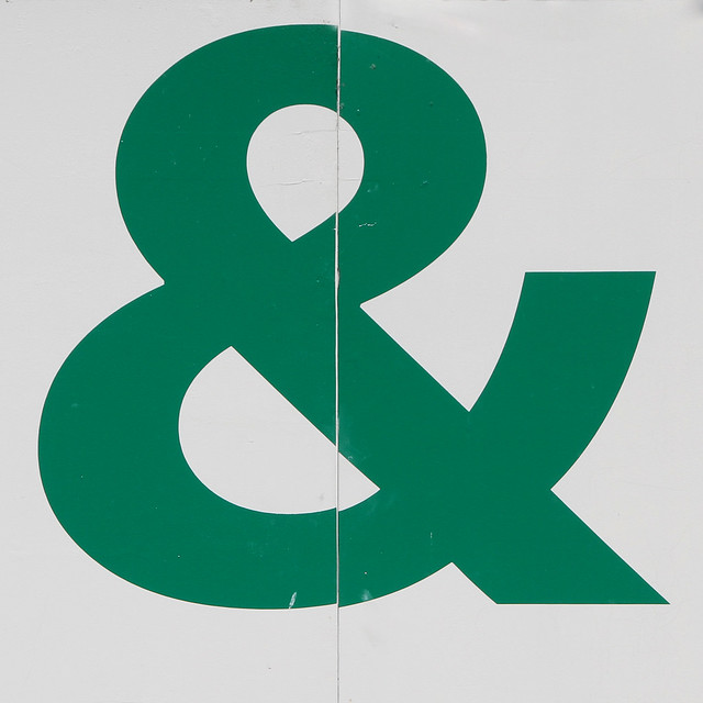 02 ampersand &