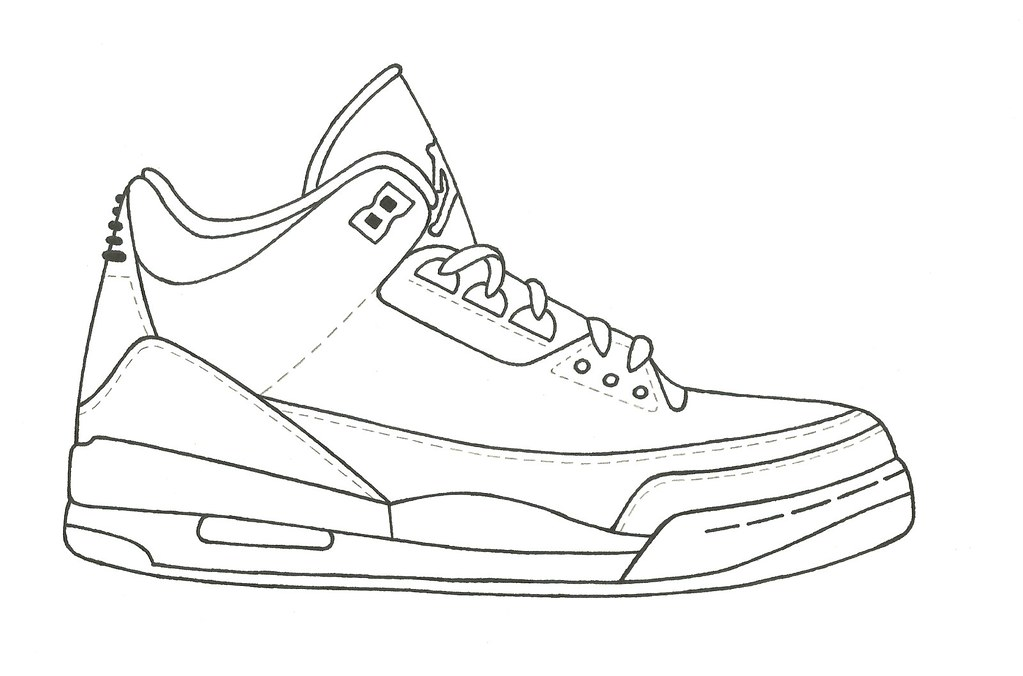 bf0da02b564 Air Jordan 3 Stencil | Steve Camargo | Flickr