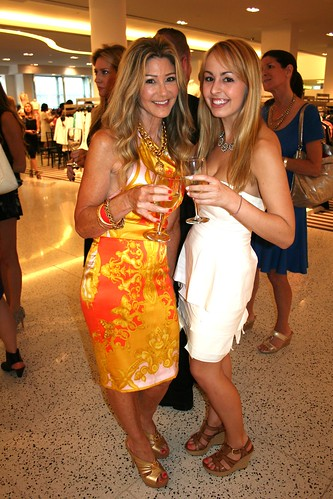Patti Murphy & Ashley Brown at Dress for Dinner: the 2015 Fashion Gene Awards | by Recipe4Success