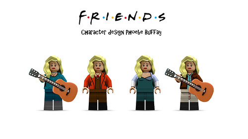character design | by Afol minifigures collector