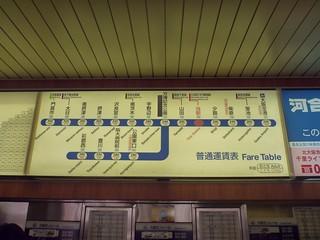 Senri-Chuo Station, Osaka Monorail   by Kzaral
