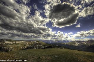 Rocky Mountain at 12,000 Feet