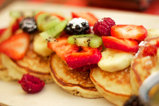Magic Pancakes at Abracadabra Counter Cafe   by Jaime Olmo