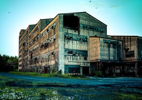old usa plant building abandoned saint pennsylvania decay nicholas pa processing coal breaker