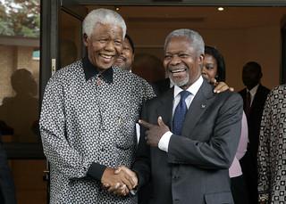 Nelson Mandela International Day 2013